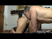 Cutie takes pleasure smothering her fat butt on eager stud Thumbnail