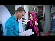 thumb nikki knightly in horny hijab girl unveils her asshole