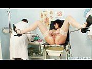 Elder wife weird speculum vagina examination Thumbnail