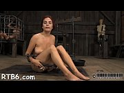 Facial and bawdy cleft torture for playgirl