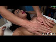 Small screwed hard by her massage therapist