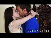 Cute pale teen (Samantha Bentley) takes a load on her chest - BABES