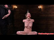 thumb Tied Up Bondage  Sub Whipped And Spanked d Spanked