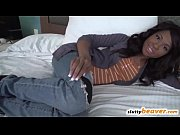 thumb ebony teen amateur takes it in the ass