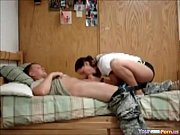 thumb amateur wife welcomes husband from war