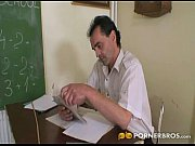 Redhead fucked by her teacher