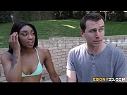 thumb sizi sev fucks james deen white cock