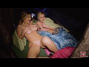 thumb girls gone wild   adriana feasts on summer s wet pussy