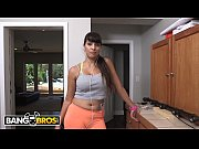 thumb bangbros   dirty latin maid mercedes cleans out sean lawless s pipes