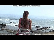 thumb hot amateur porn with awesome sex on the beach scene 1