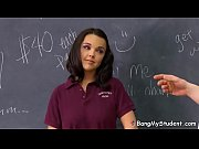 thumb Hot Teenage Sch oolgirl Dillion Harper Gets He  Harper Gets Her Beaver Slammed By Coach