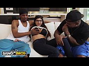 thumb    Mia Khalifa  Shares Her Hummus With Rico St us With Rico Strong And Charlie Mac