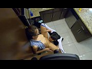 thumb lexi aaane fucks her man in kitchen