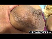 White Man Cheating On Wife With Young Ebony Msnovember Rub Big Tits Ass &amp_ Pussy HD Sheisnovember