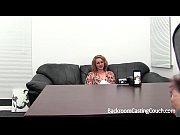 thumb blonde stripper first anal on casting couch