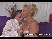 Lingerie Wifey Shared With Young Cock Thumbnail