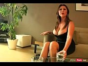 thumb Hot And Horny C ougar Stepmother Seduces Her S r Seduces Her Stepson To Have Sex   Pov Porn