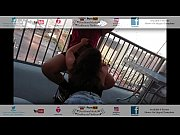 Las Vegas Morning Blowjob On Balcony Views Of The Strip High Roller