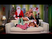thumb nikki benz jessica jaymes and amy anderssen fuck santa
