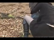 thumb Slut In Autumn  Forest