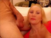 thumb getting fucked and gagging on a big dick