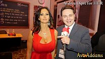 Ava Addams plays with her boobs for Andrea Diprè thumb