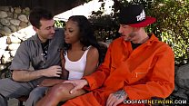 Threesome Fucking with Ebony Amilian Kush Vorschaubild
