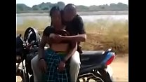 drindl desi bitch having quickie by the road while friend thumbnail