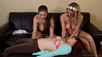 Alex Chance and Natalia Starr Have Lesbian Orgasms image