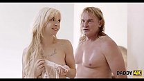 DADDY4K. Pale-skinned lassie is ready for sex w...