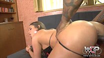 WCP CLUB Cathy Heaven Interracial Anal Preview