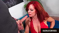 Beautiful Older Redhead Andi James Gorges Herse... Thumbnail