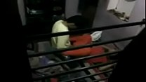 desi mature bhabhi fucked by devar..when hubby at night shift...watchman recorded in moblile from window..