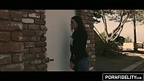 PORNFIDELITY Chanel Preston Brutally Fucked in the Ass
