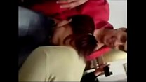 teluguhotsexvideos - BULGARIAN COUPLE FUCKING AND SUCKING IN FRONT OF FRIENDS thumbnail