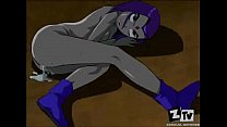 Teen Titans - Sladed pornhub video