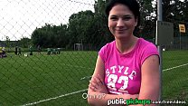 Mofos - Lara Sweet gets propositioned at the park [모포스 mofos site]