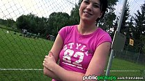 Mofos - Lara Sweet gets propositioned at the park image