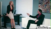 Slut Sexy Girl (Nicole Aniston) With Big Round Boobs In Sex Act In Office video-20