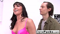 Dana DeArmond gets ass fucked by big dick Owen for the first time Thumbnail