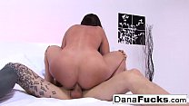 Dana DeArmond gets ass fucked by big dick Owen for the first time