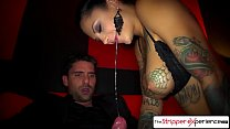 The Stripper Experience - Bonnie Rotton is pounded by a big dick, big booty thumbnail