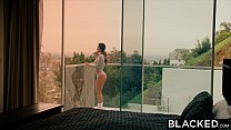 BLACKED Eva Lovia Catches Up With A College Fling thumbnail