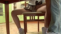 Russian redhead anal teen anally creampied by a big dick - 9Club.Top