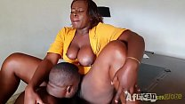 bbw secretary get fucked by her boss
