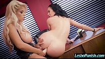 Hard Punish Sex Using Toys With Lesbo Girls (Kristina Rose & Bridgette B) vid-20 preview image