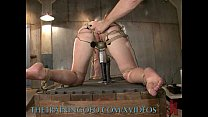 Hardcore BDSM Training of Red Head [특이한 영상 kinky]