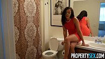 PropertySex - Curvy real estate agent falls in love with client preview image