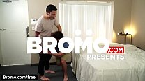 Izaak Aziz With Tobias At Buff And Stuffed Scene 1 - Trailer Preview - Bromo