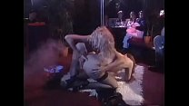 Dirty dancers get fucked by spectators